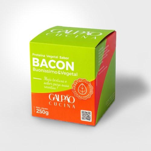Bacon Vegetal 250g