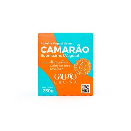 Camarão Vegetal 250g