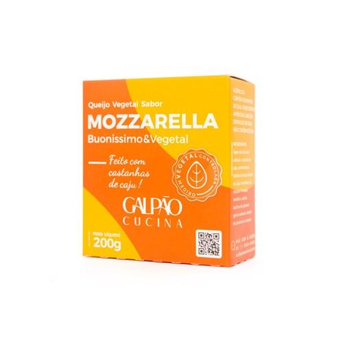 Mozzarella Vegetal 200g